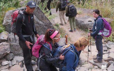 Lorsque le rêve devient réalité : Randonnée himalayenne pour aveugles, organisée par le Beth Habad de Katmandou