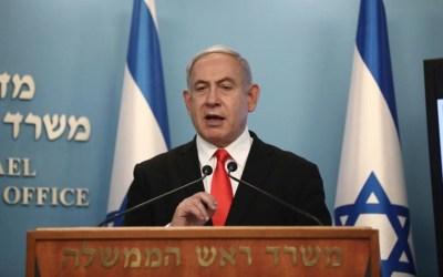 Netanyahou annonce de nouvelles restrictions économiques pour lutter contre le coronavirus