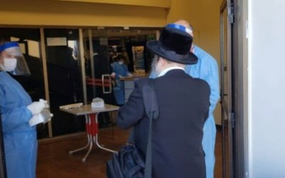 Paraguay: Cinq rabbins israéliens, arrivés dans le pays pour certifier les processus de viande casher, ont été infectés par le coronavirus