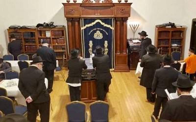 Etats-Unis : La communauté 'Habad de Kingston, en Pennsylvanie est pleine expansion