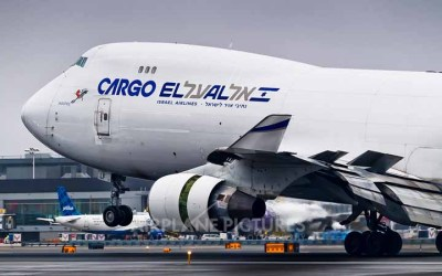 La compagnie El Al effectuera son premier vol cargo régulier à destination de Dubaï, mercredi 16 septembre 2020