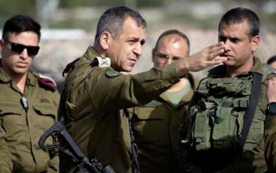 Tsahal se prépare à une éventuelle opération terrestre à Gaza