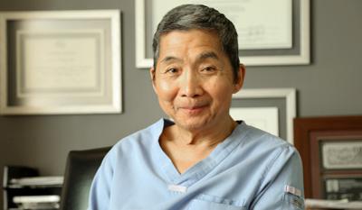 Dr. jerry Wong hair transplant surgery surgeon