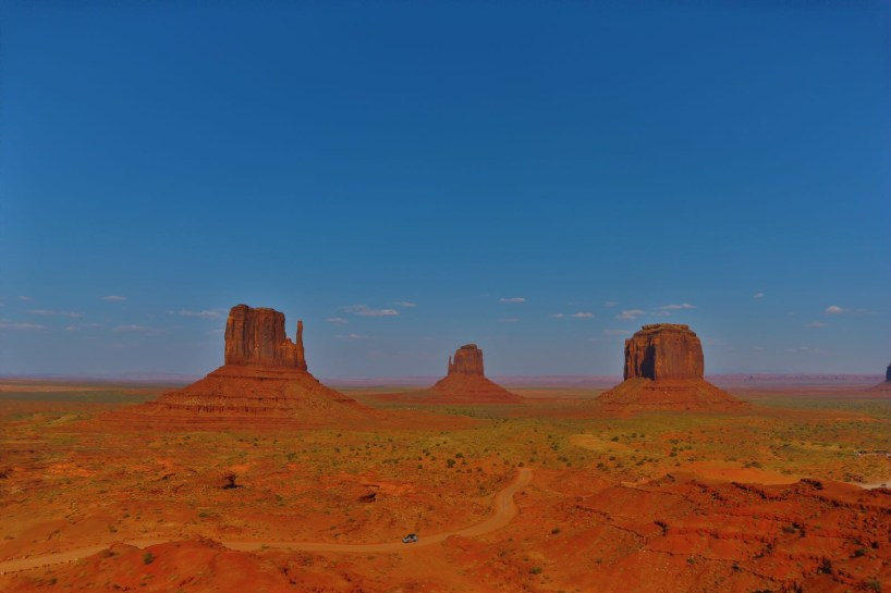 Visitar Monument Valley