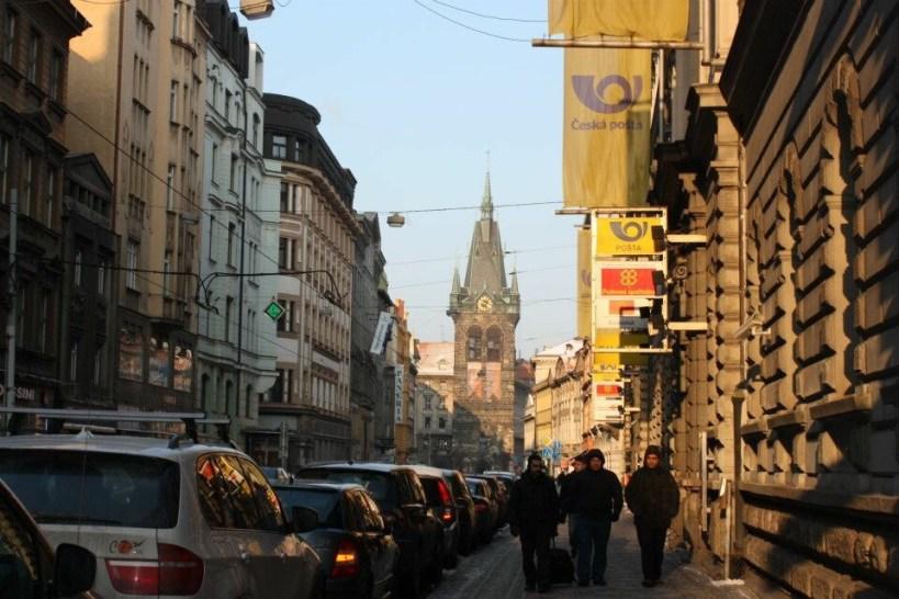 3 días en Praga