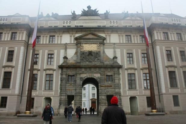 palacio real praga republica checa
