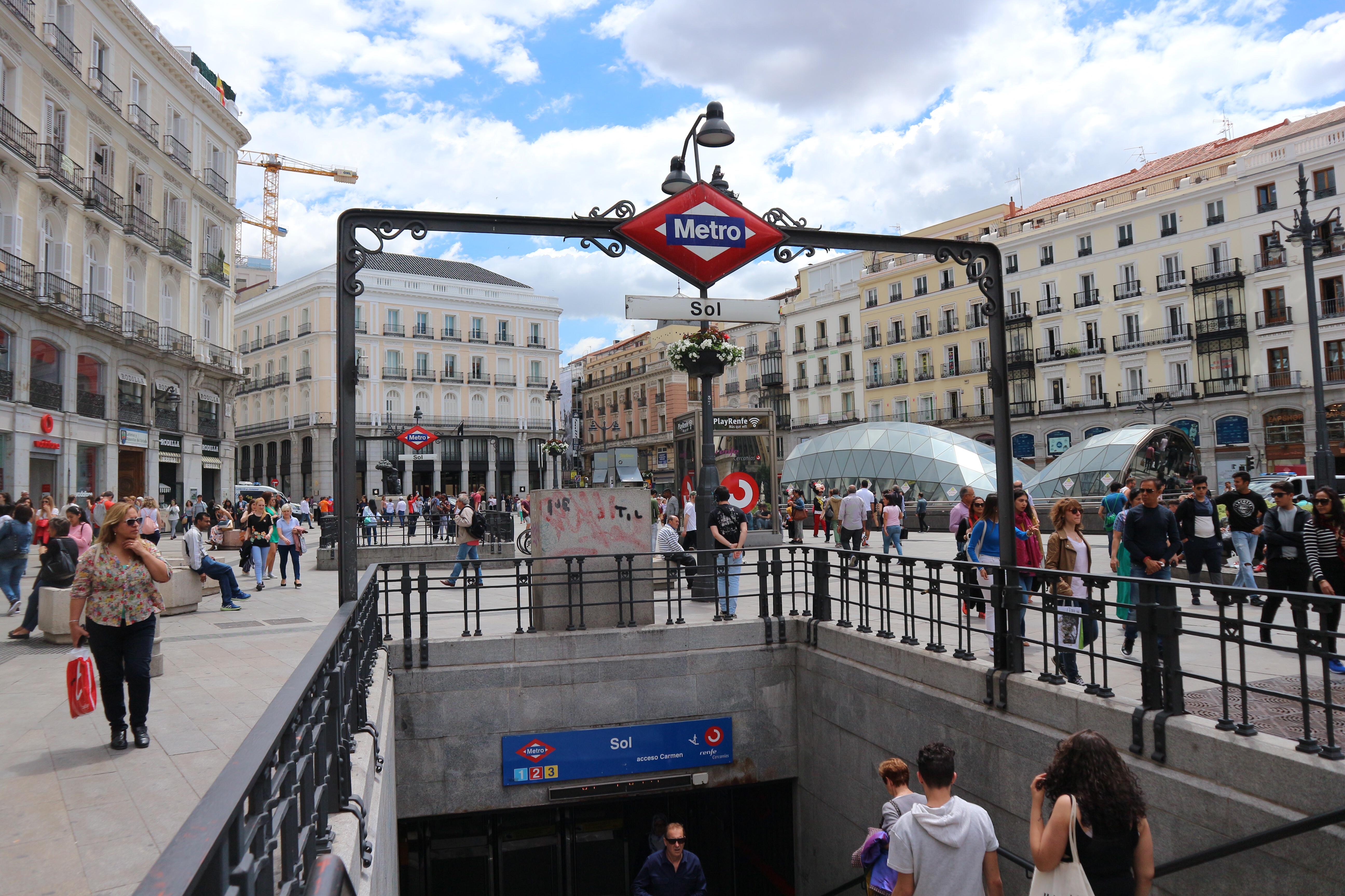 15 planes gratis en Madrid