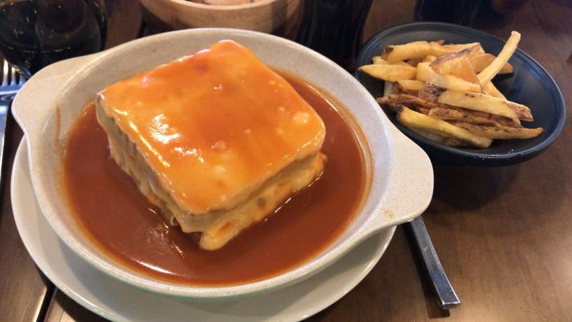 Comer en Oporto