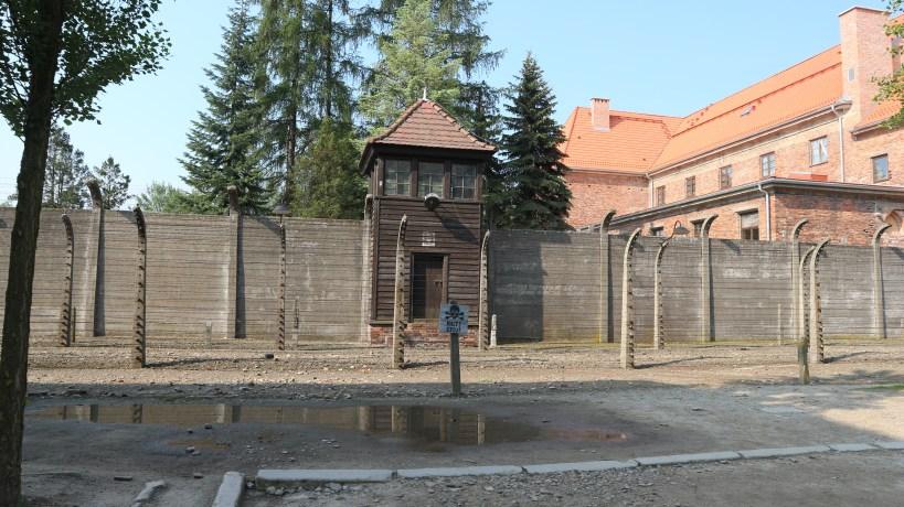 Auschwitz: una visita sobrecogedora