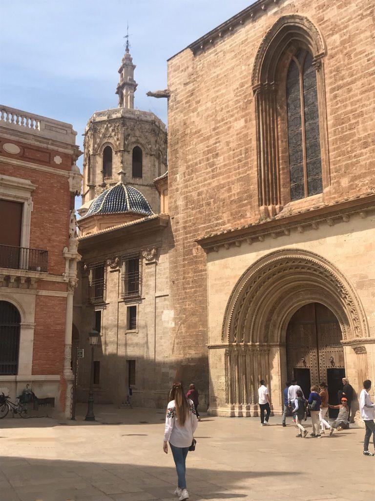 catedral de valencia miguelete