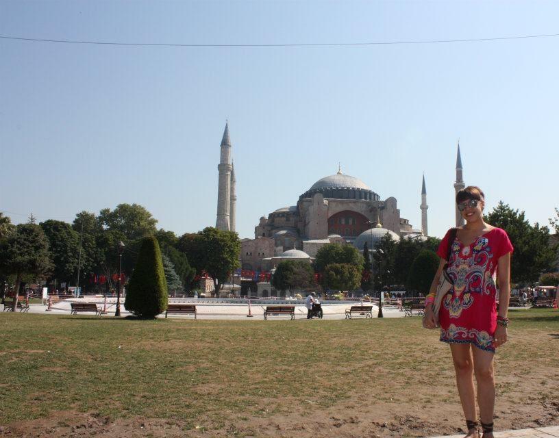 Parque Sultanahmet Park Estambul Istanbul