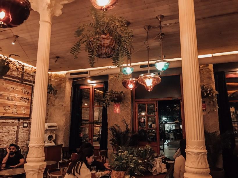 Café del art Madrid