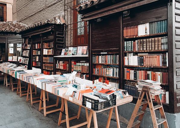 Librería San gines madrid