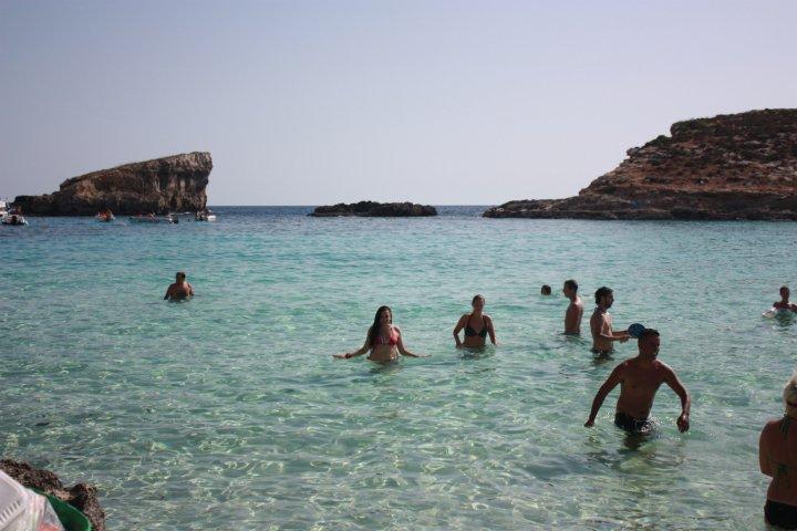 Blue Lagoon Comino Malta