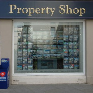 Hastings Property shop