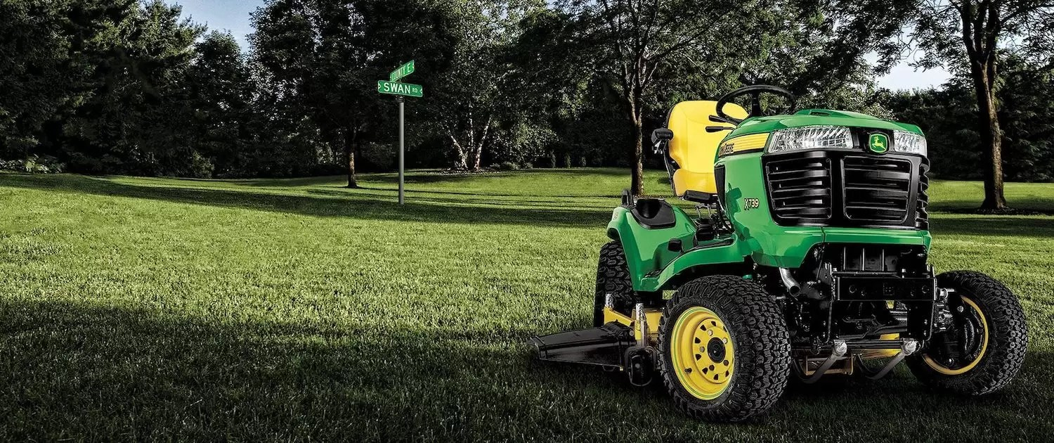 John Deere Lawn Tractors at Hastings Mower Service