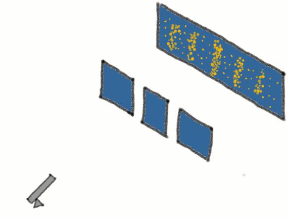 quantum physics double slit