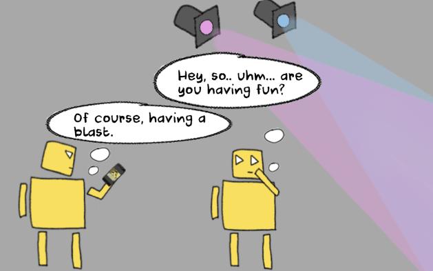 are you having fun