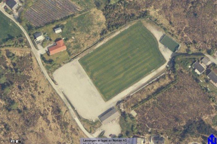 Kunstgrasprosjektet på Hasundgot Stadion