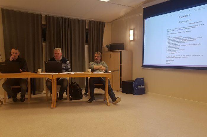 Årsmøte i Hasundgot 11. mars