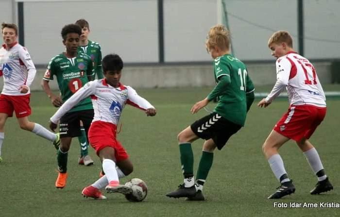G16: Spelar kvalifisering til 1. divisjon