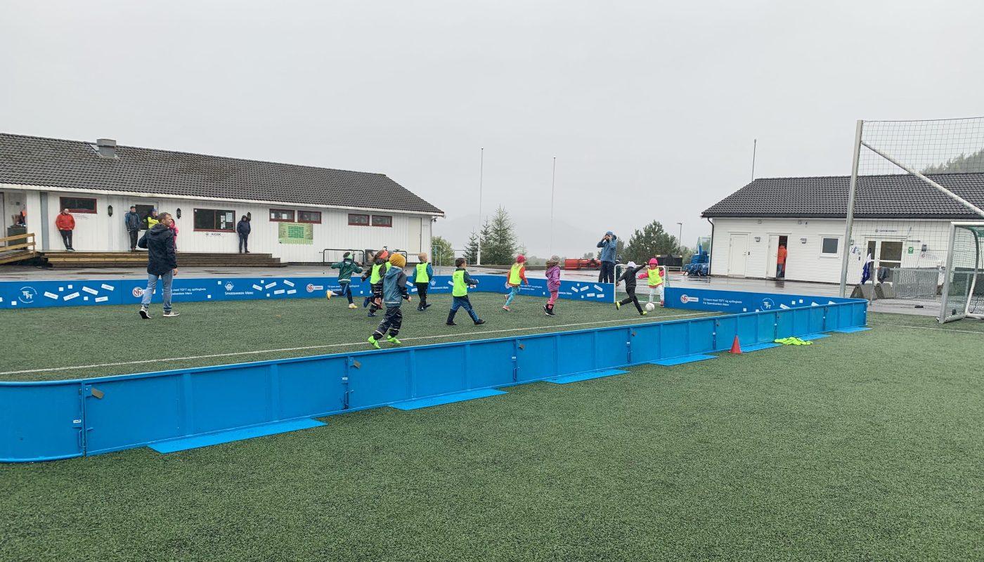 Fotballaktivitet