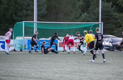 Stor sjanse for Sebastian Kleven. Foto: Vikebladet Vestposten