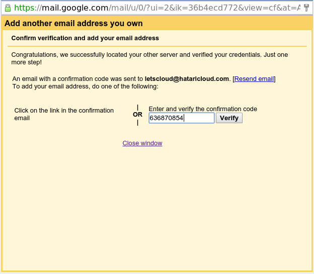 confirm-verification-and-email
