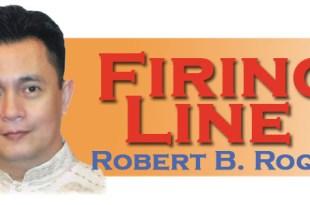FIRING LINE ni Robert B. Roque, Jr.