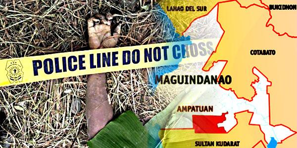 Ampatuan Maguindanao Massacre