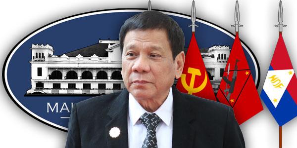 Duterte CPP-NPA-NDF