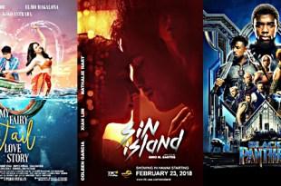 Sin Island My Fairy Tail Love Story Black Panther Xian Lim Nathalie Hart Coleen Garcia Elnella Janella Salvador Elmo Magalona