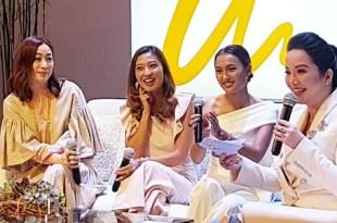 Kris Aquino Trisha Duncan Ultherapy Rosanna Ocampo-Rodriguez Agoo Bengzon