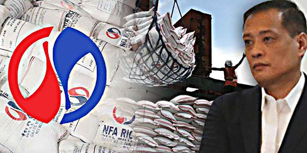 Jason Aquino NFA rice National Food Authority