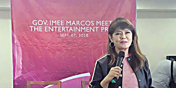 ImeeMarcos Entertainmaet Press