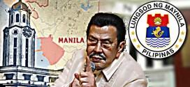 Erap Estrada Manila