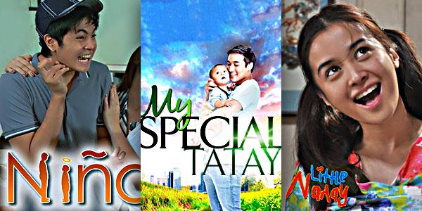 Ken Chan My Special Tatay Niño Miguel Tanfelix Little Nanay Kris Bernal