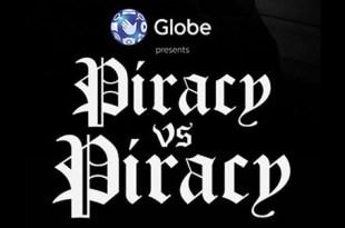 Globe Piracy vs Piracy