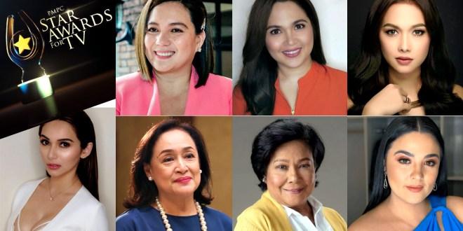 Sylvia Sanchez Judy Ann Santos Maja Salvador Jennylyn Mercado Coney Reyes Nora aunor Sunshine Dizon