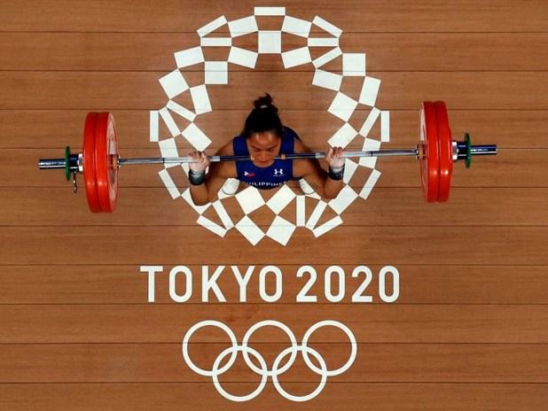 Hidilyn Diaz 2020 Tokyo Olympics