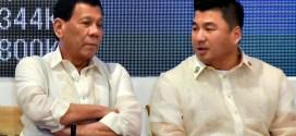 Dennis Uy, Rodrigo Duterte