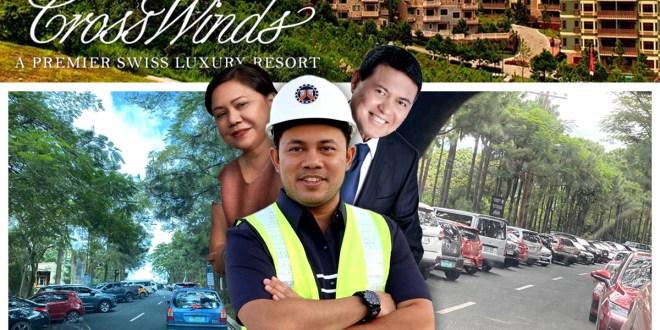 Cynthia Villar, Mark Villar, Manny Villar, Crosswinds Tagaytay