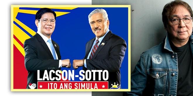 Panfilo Lacson, Tito Sotto, Joey de Leon