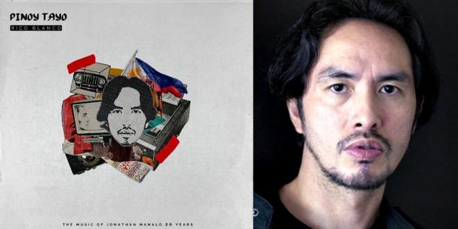 Rico Blanco, Pinoy Tayo, Jonathan Manalo