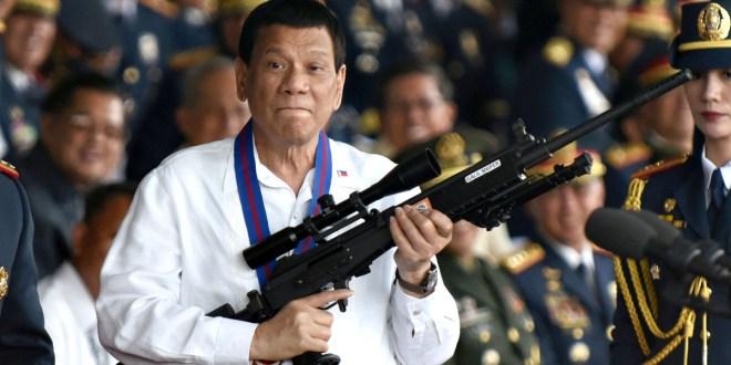 Duterte Gun