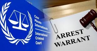 Global arrest warrant, nakaamba kay Duterte