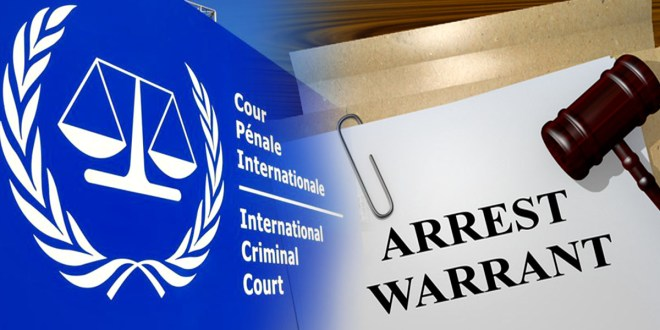 International Criminal Court, ICC, arrest warrant