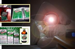 Krystall Herbal Oil, Krystall Nature Herbs, Insomnia