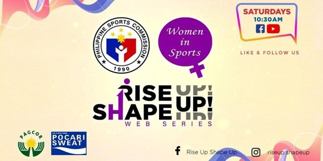 Sports Officiating sa PSC Rise Up Shape Up tinalakay