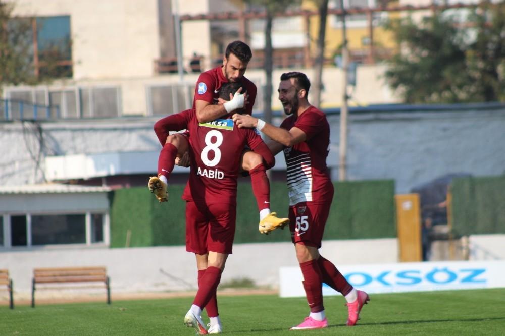 Süper Lig: A.Hatayspor: 1 – Ç.Rizespor: 1 (İlk yarı)